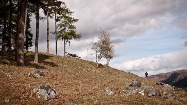 Nr Loch Mullardoch